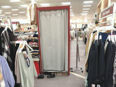 ファッションコンサルティングのショッピング同行🎵売り場に戻ると売れてなくなってた!!それが良い結果に?